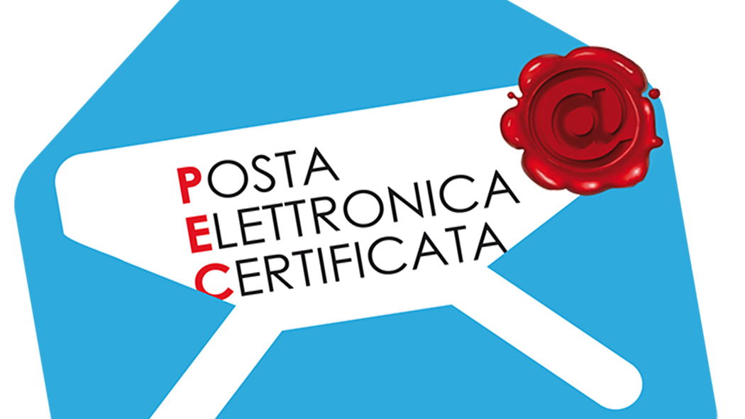 Indirizzi email PEC certificati dei comuni italiani 2020