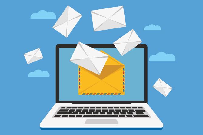 Lista degli indirizzi di posta elettronica email e certificata 2021