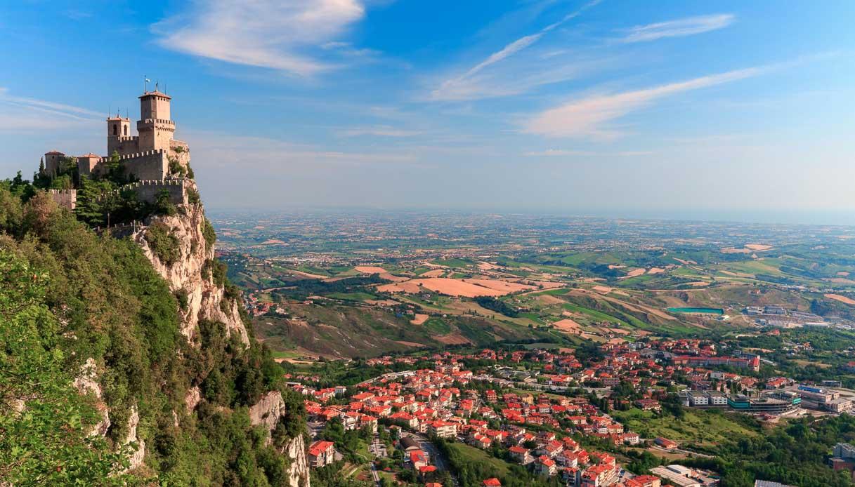 Codici di Avviamento Postale CAP di San Marino